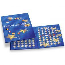 Kolikkokansio, Leuchtturm PRESSO Euro Collection osa 1 (324353)