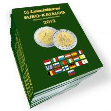 Leuchtturm Euro Luettelo 2012 (341314)