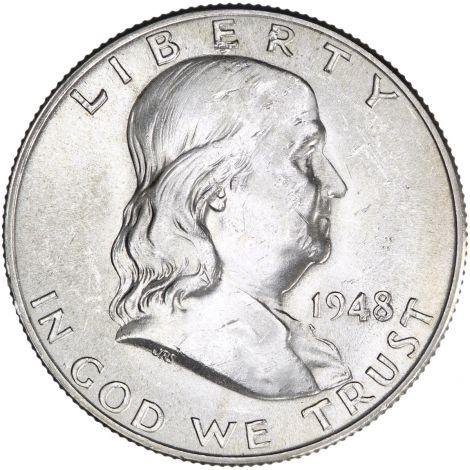 USA 1948 $0.50 Franklin HOPEA KL9