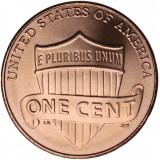 """USA 2015 $0,01 Lincoln - Union Shield """"P"""" UNC"""