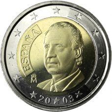Espanja 2003 2 € UNC