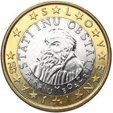 Slovenia 2007 1 € UNC