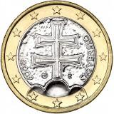 Slovakia 2009 1 € UNC