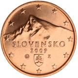 Slovakia 2009 2 c UNC