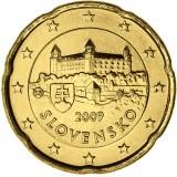 Slovakia 2009 20 c UNC
