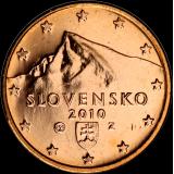 Slovakia 2010 1 c BU