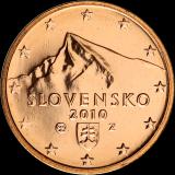 Slovakia 2010 2 c BU
