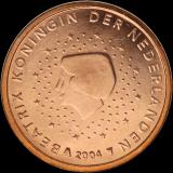 Alankomaat 2000 2 c UNC