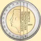 Alankomaat 2003 2 € UNC