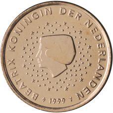 Alankomaat 1999 1 c UNC