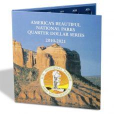 Kolikkokansio, Leuchtturm PRESSO USA National Park Quarters (338711)