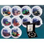 Värikolikkosarja 2012 Historic Railroad Engines II