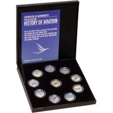 Värikolikkosarja 2012 History of Aviation