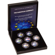 Värikolikkosarja 2012 The European Currency