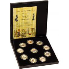 Värikolikkosarja 2012 Treasures of the Pharaohs IV
