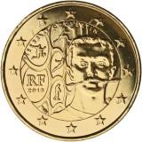 Ranska 2013 2 € Pierre de Coubertin KULLATTU