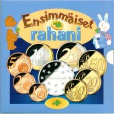 Suomi 2006 Rahasarja Ensimmäiset rahani BU