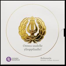 Suomi 2010 Rahasarja Onnea uudelle ylioppilaalle BU