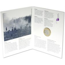 Suomi 2011 5 € Savo maakuntaraha PROOF