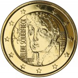 Suomi 2012 2 € Helene Schjerfbeck KULLATTU