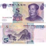 Kiina 2005 5 Yuan P903 UNC