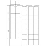 Säilytyslehti, Leuchtturm OPTIMA M40 EURO (308740)