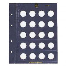 Lisälehti, Leuchtturm VISTA 2 € kolikoille (312494)