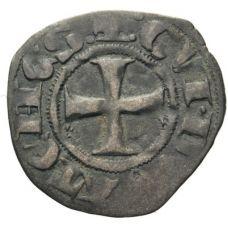 Ateenan herttuakunta 1294-1308 Guy II. de la Roche Dinaari HOPEA