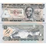 Etiopia 2006 1 Birr P46d UNC