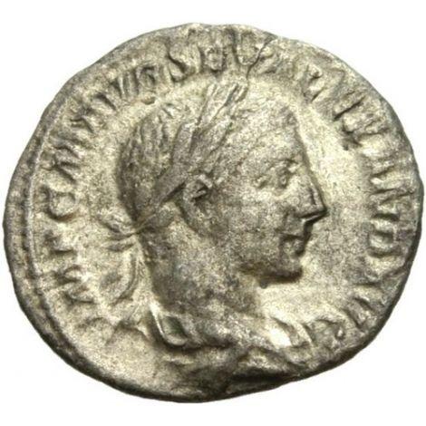 Rooman valtakunta 222-235 jKr. Severus Alexander Dinaari hopea