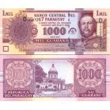 Paraguay 2005 1000 Guaranies P222b UNC