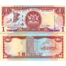 Trinidad ja Tobago 2006 1 Dollar P46 UNC