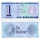 Venezuela 1989 1 Bolivar P68 UNC