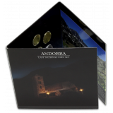Andorra 2013 Last National Coin Set Rahasarja UNC