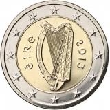 Irlanti 2013 2 € UNC