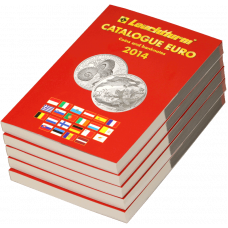 Leuchtturm Euro Luettelo 2014 (345099)