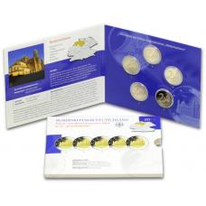 Saksa 2014 2 € Pyhän Mikaelin kirkko ADFGJ PROOF