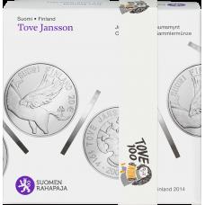 Suomi 2014 20 € Tove Jansson HOPEA PROOF