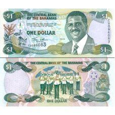 Bahama 2001 1 Dollar P69 UNC