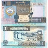 Kuwait 1994 1 Dinar P25f UNC