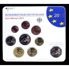 Saksa 2013 Rahasarja D BU