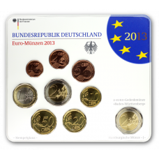 Saksa 2013 Rahasarja J BU