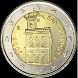 San Marino 2007 2 € UNC