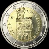 San Marino 2009 2 € UNC