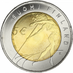 Suomi 2006 5 € EU-puheenjohtajuus BU