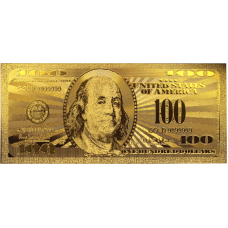 USA $100 KULLATTU