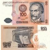 Peru 1987 100 Intis P133 UNC