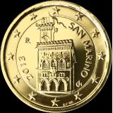 San Marino 2013 2 € KULLATTU
