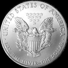 USA 2014 1 Dollar American Eagle 1 Unssi HOPEA