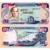 Jamaika 2008 50 Dollars P83c UNC